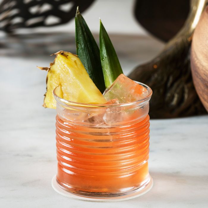 Cocktail Bar Jungle Bird Opens in NYC