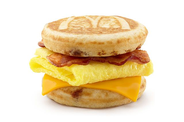 McGriddles, maybe coming to a dinner near you.