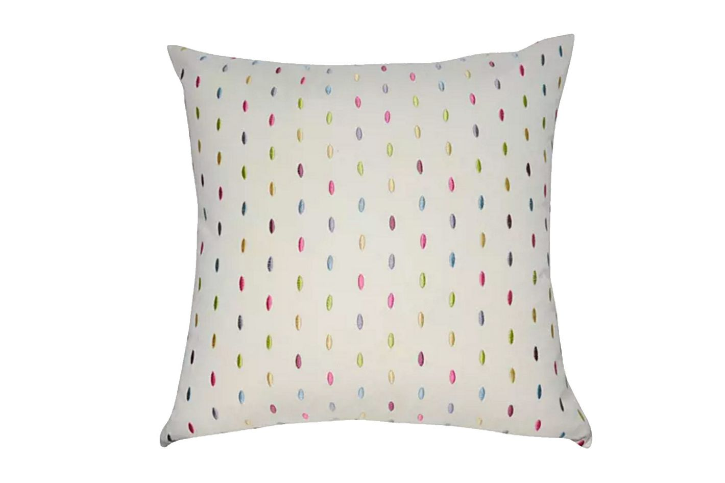 Loom and Mill Polka Dot Decorative Throw Pillow