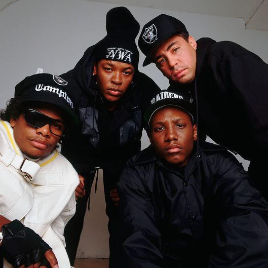The 100 Group: N.W.A Finally Cracked Billboard's Hot 100 -- Vulture