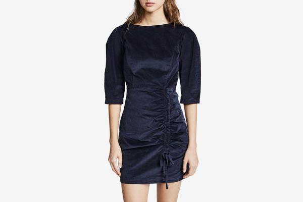 La Vie Rebecca Taylor Corduroy Dress