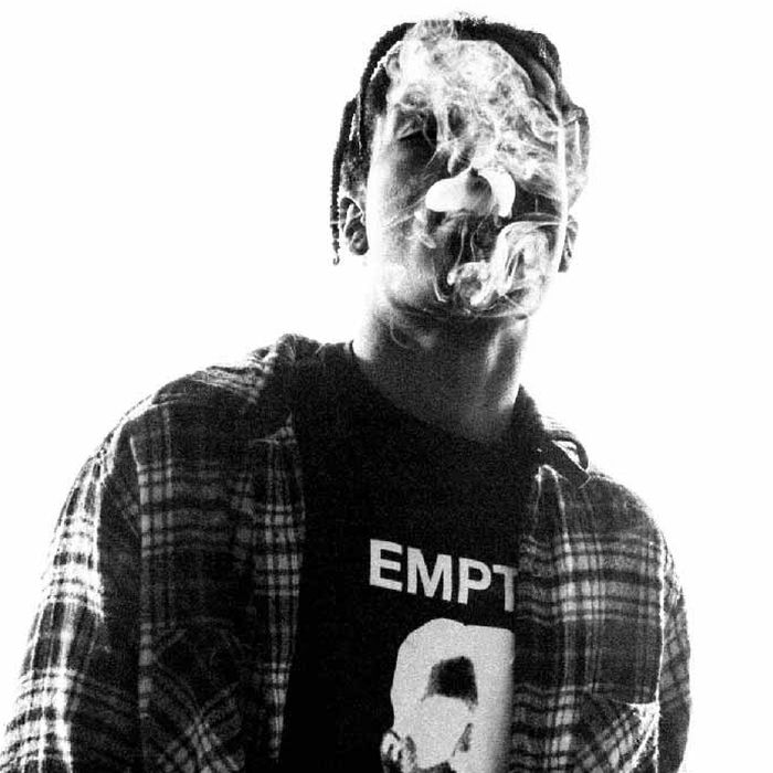 Asap Rocky Black Ink Gallery: Exclusive Photos Of A$AP Rocky Chilling, Blazing With An
