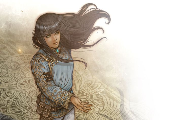 Image result for monstress comic