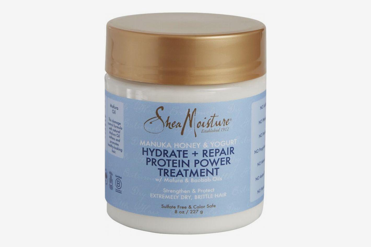 SheaMoisture Manuka Honey & Yogurt Hydrate and Repair Protein Strong Treatment