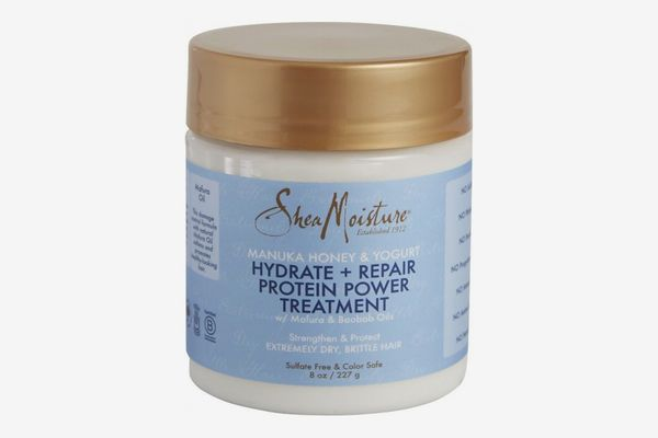 SheaMoisture Manuka Honey & Yogurt Hydrate and Repair Protein Strong Treatment