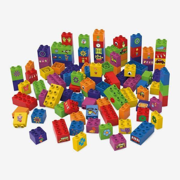 BioBUDDI To Build - 100 blocks