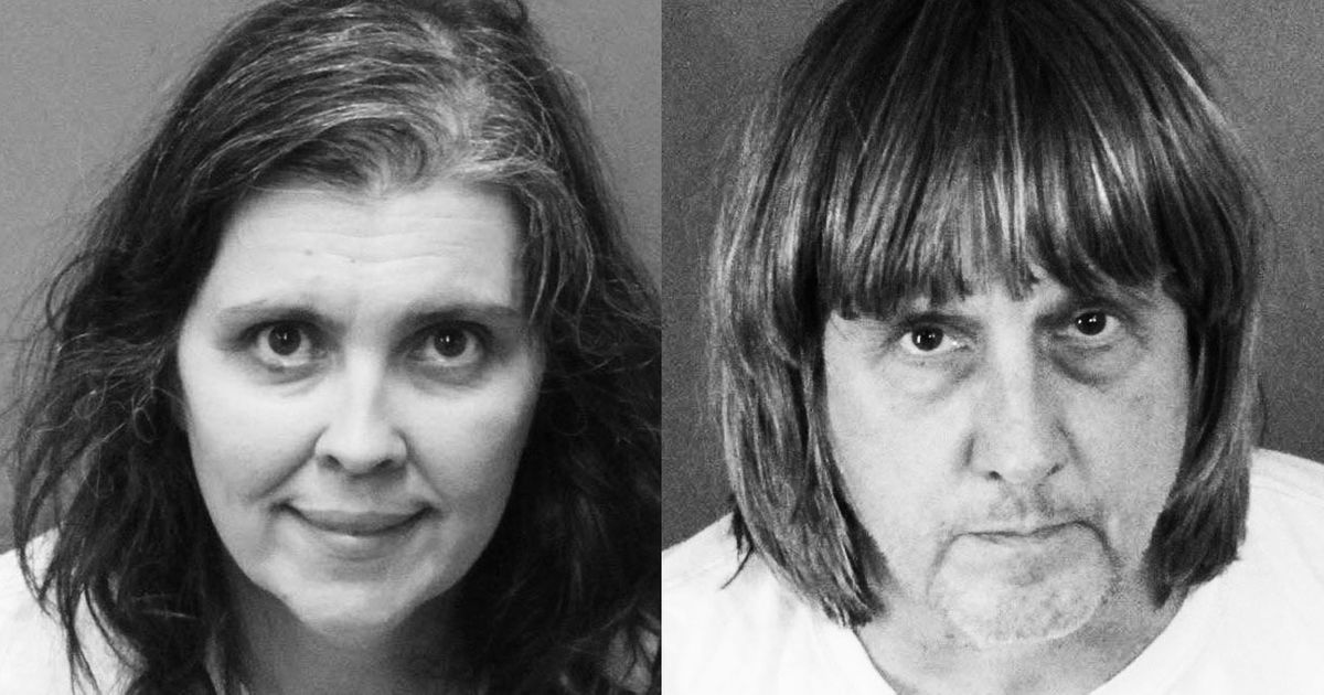 Parents Who Imprisoned 13 Kids in 'House of Horrors' Sentenced to Life