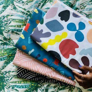 Nicole Crowder Design + Fabric Consultation