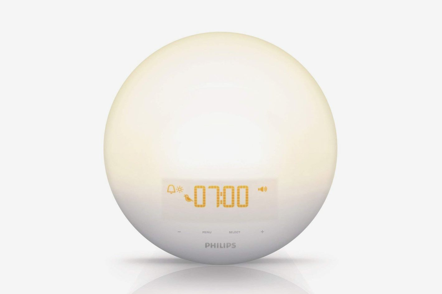 Philips Wake-Up Light Alarm Clock With Sunrise Simulation and Sunset Fading Night Light