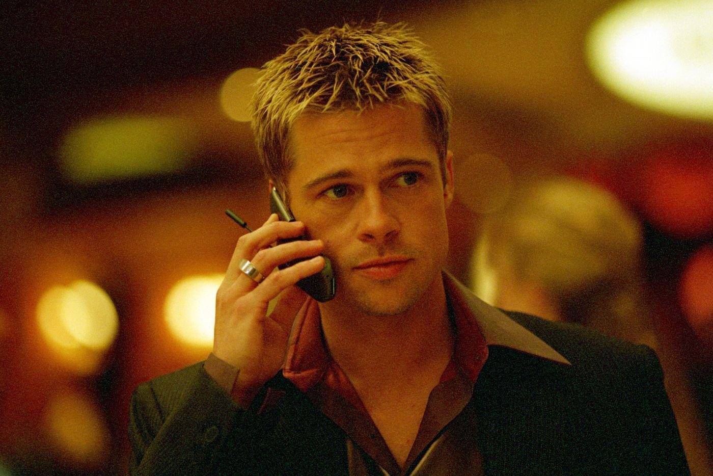 Brad Pitt S 12 Best Movie Haircuts