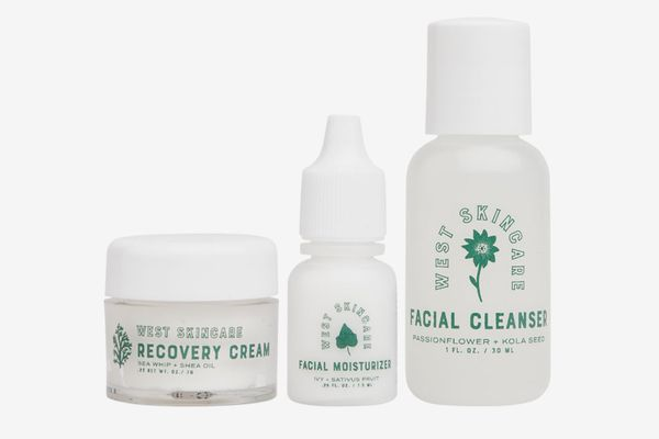 West Skincare Travel Collection
