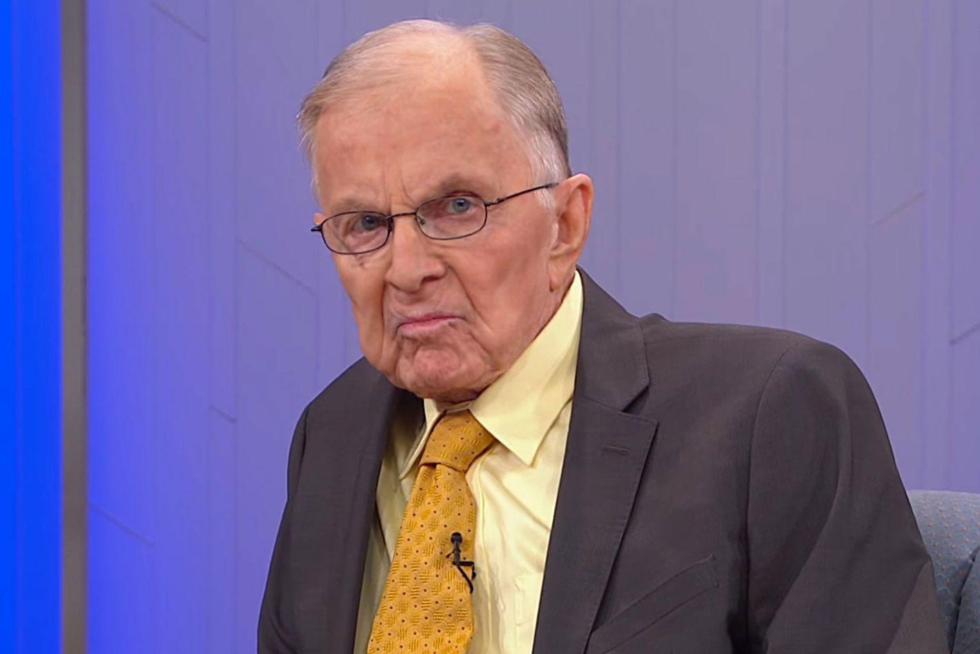 john mclaughlin pioneering pundit dies at 89