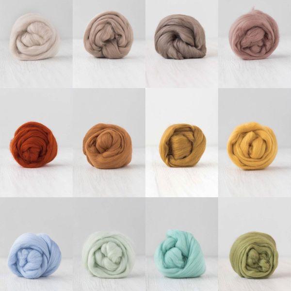 DHG Fine Merino Roving Wool