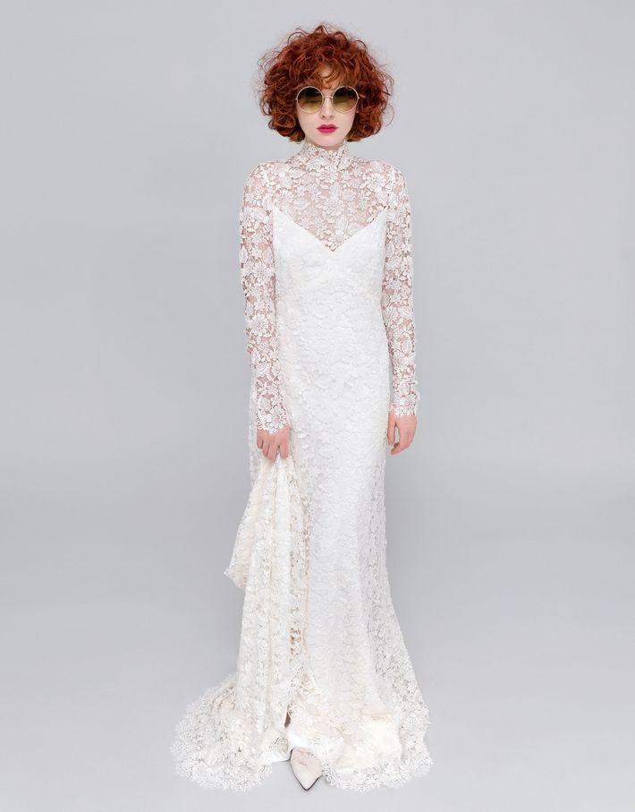 Retro Wedding Gowns
