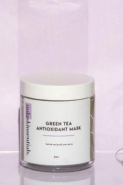 Nolaskinsentials Green Tea Antioxidant Face Mask