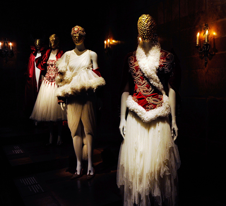 The Met's McQueen Exhibit Is Going to London -- The Cut
