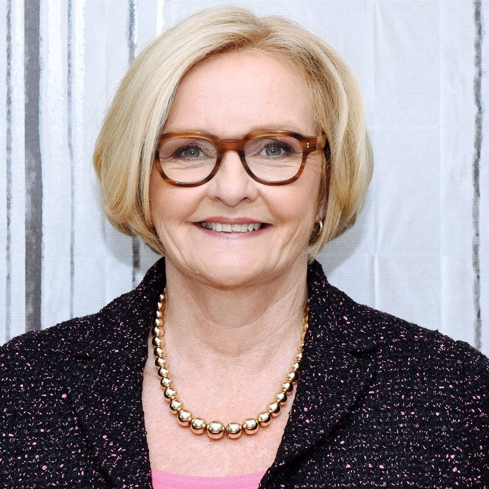 Senator Claire McCaskill.