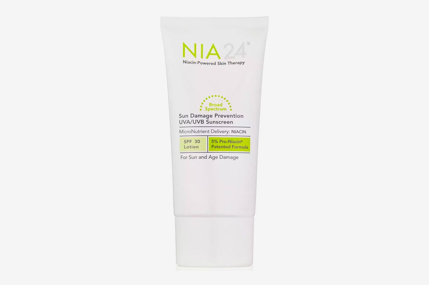 Nia 24 Sun Prevention 100 Percent Mineral Sunscreen SPF 30