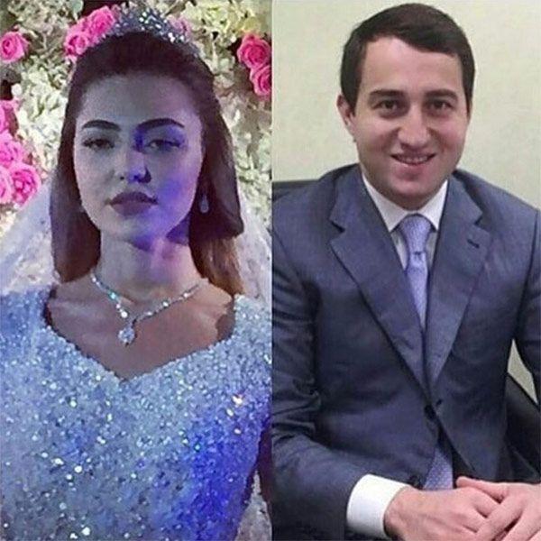 Khadija Uzhakhovs and Said Gutseriev