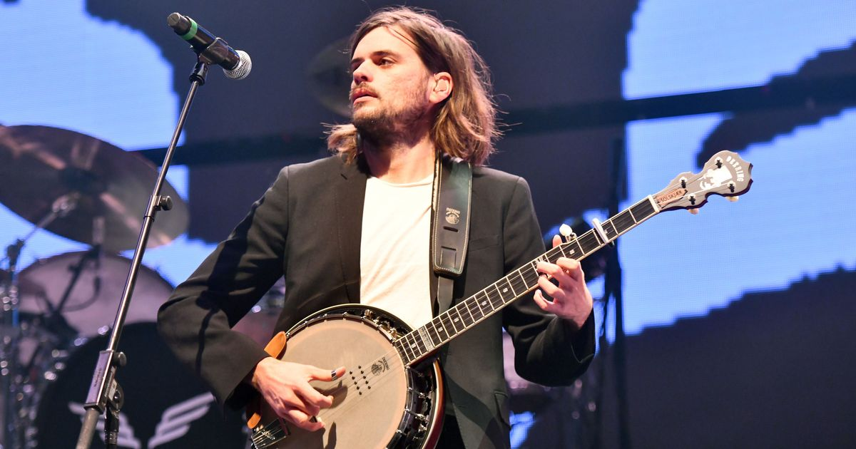 Mumford & Sons' Winston Marshall Quits Band to 'Speak Freely' About Extremism - Vulture