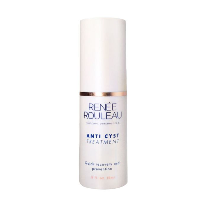 Best Acne Cyst Treatment Renee Rouleau Anti-Cyst Review