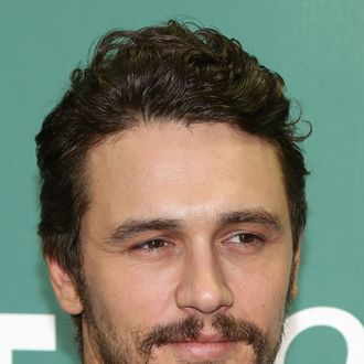 NEW YORK, NY - MAY 14: Actor James Franco promotes