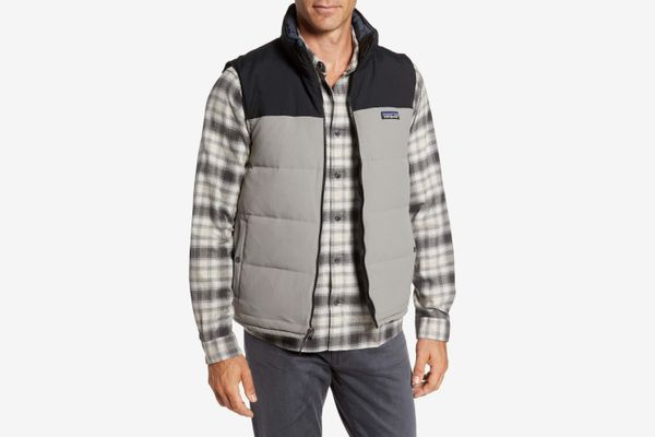 Patagonia Bivy Reversible Down Fill Vest