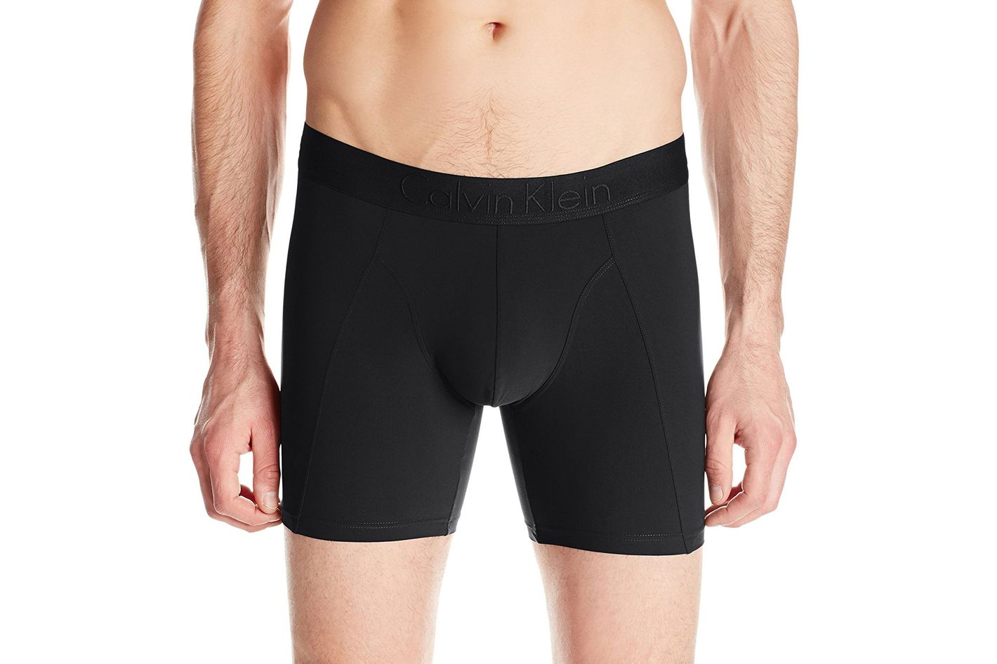15784fc06 Calvin Klein Men s Black Micro Boxer Brief at Amazon