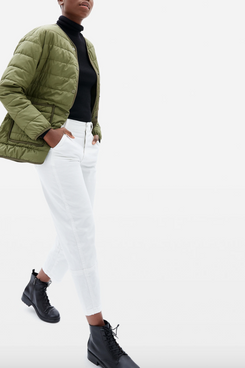 Everlane The ReNew Channeled Liner