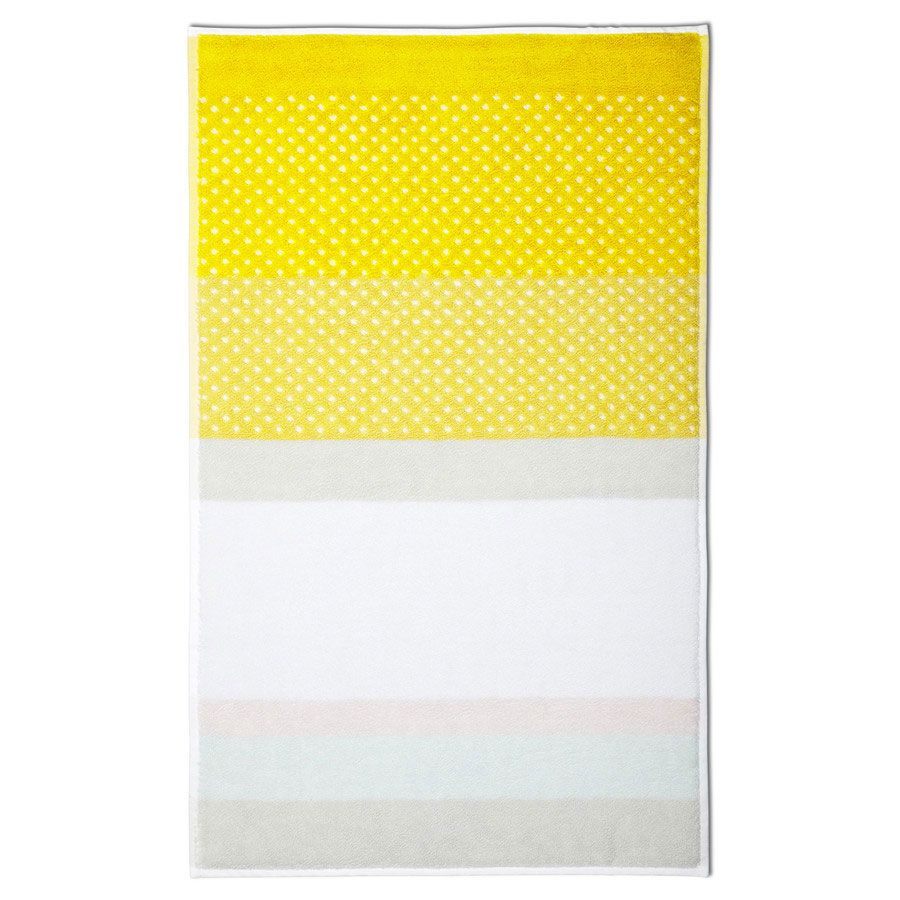 Hay Autumn Yellow Bath Mat