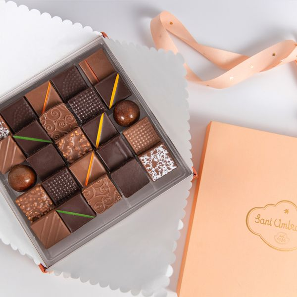 Sant Ambroeus Chocolate Box - Large Size