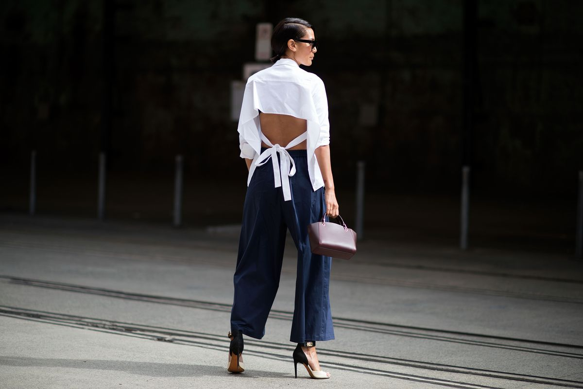 Lindy Street Style Australia Fashion Week The Cut