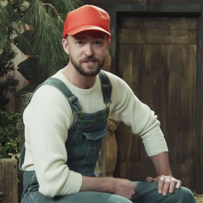 On  Man of the Woods  Justin Timberlake Sounds Bored b36c6fb36ae