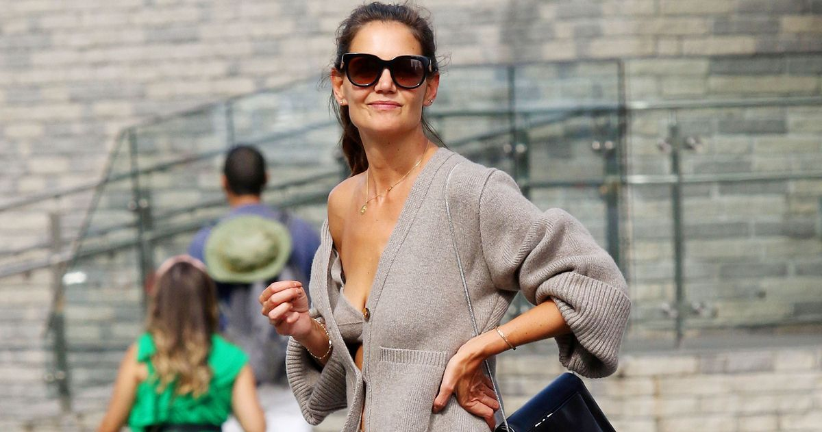 The Best Way to Get Over a Breakup Is to Wear a Cashmere Bra