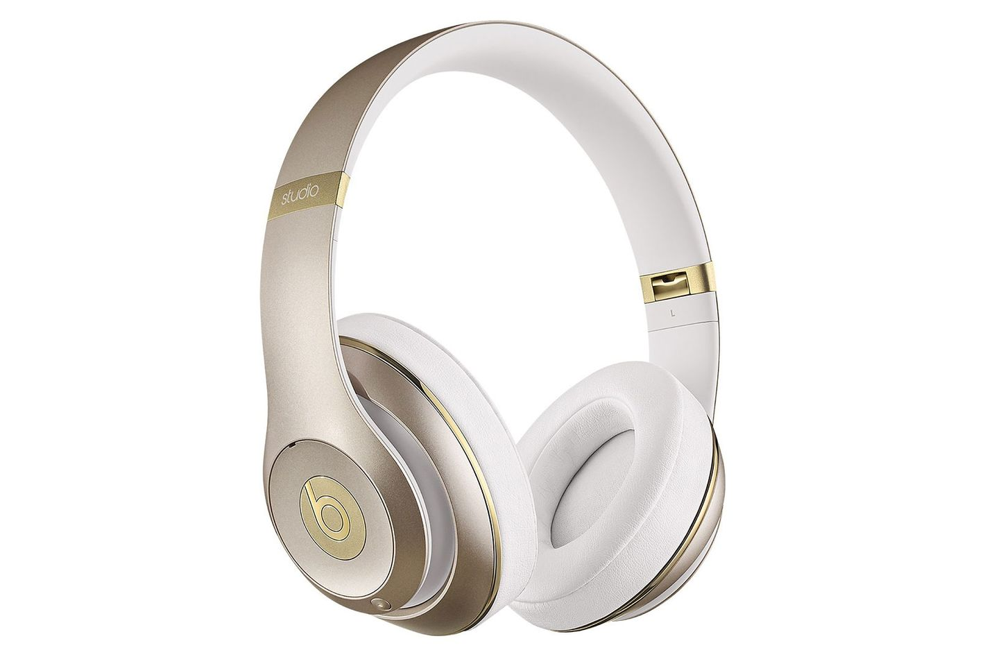 Beats by Dr. Dre Over-the-Ear Headphones in Gold