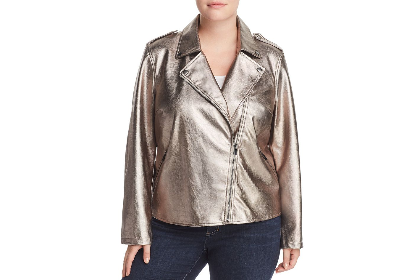 Bagatelle Plus Metallic Jacket