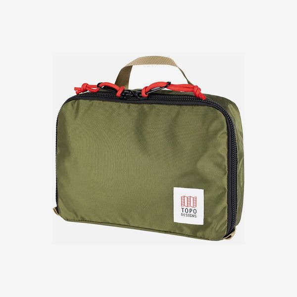 Topo Designs 10L Cube Pack Bag, Olive
