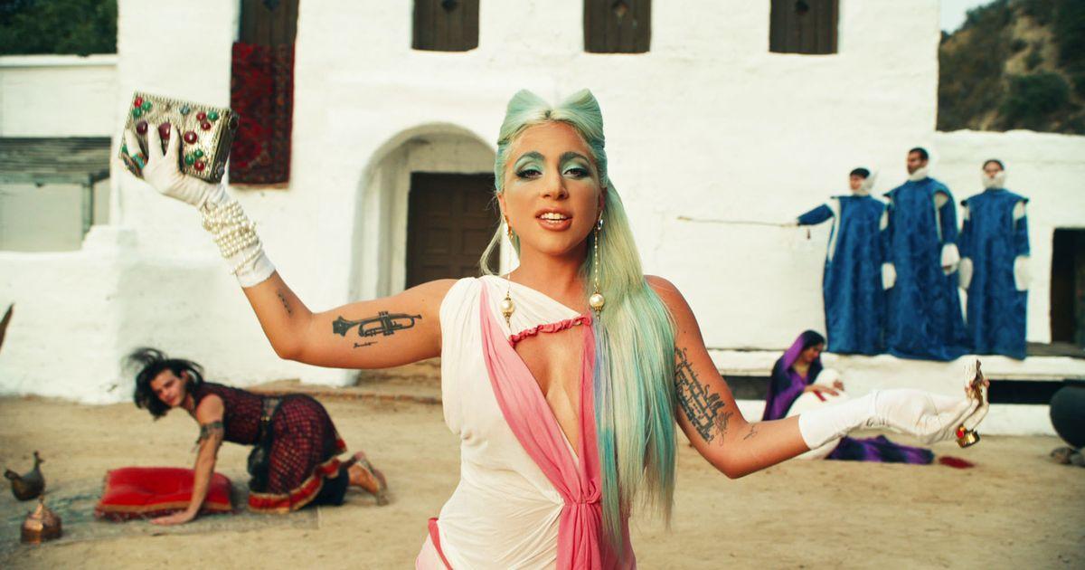 Lady Gaga Drops '911' Music Video With a Shocking Twist thumbnail
