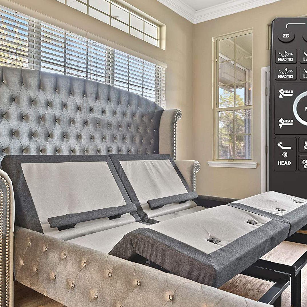 7 Best Adjustable Bed Bases On Amazon 2020 The Strategist New York Magazine