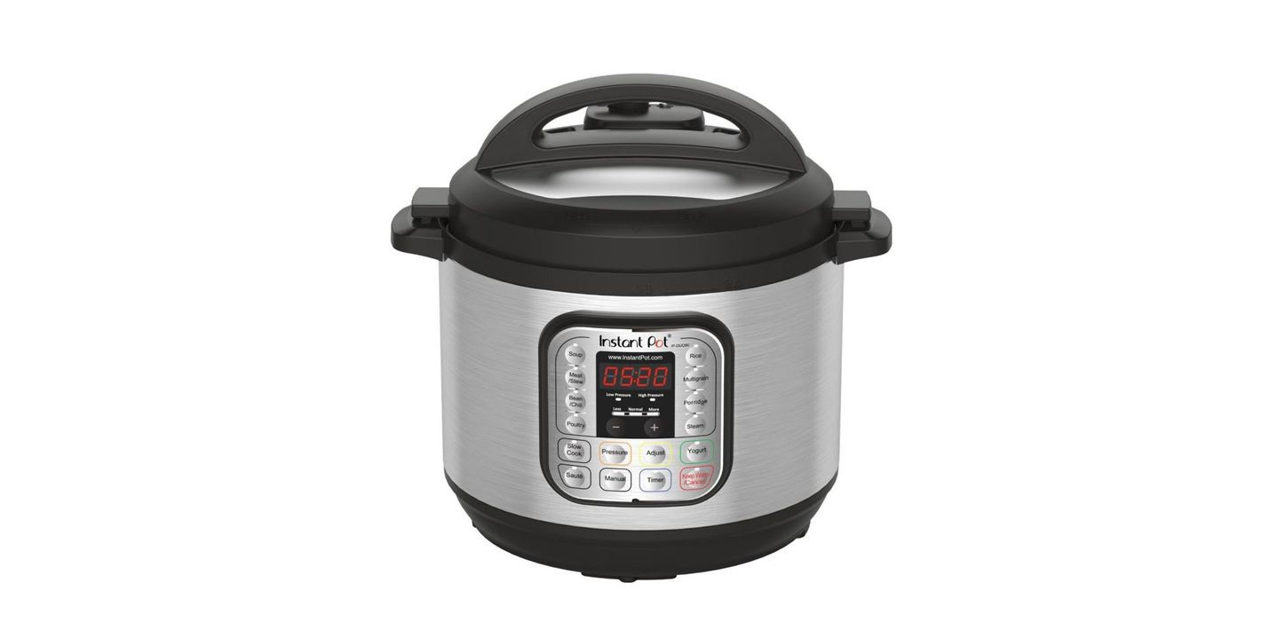 how to close the instant pot