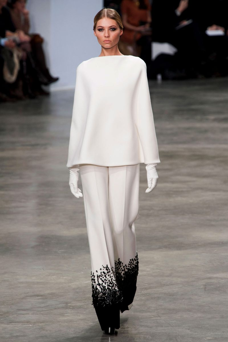 Stephane Rolland - Spring 2013 Couture
