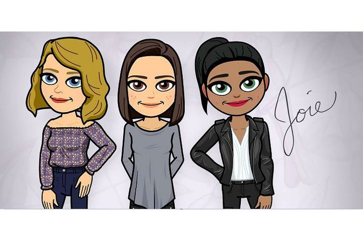 your bitmoji is now better dressed than you