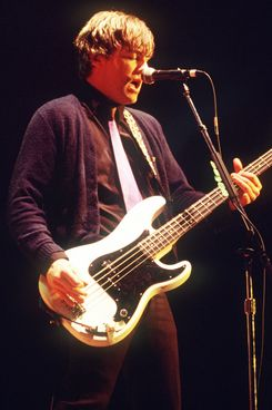 Mikey Welsh of Weezer (Photo by J. Shearer/WireImage)