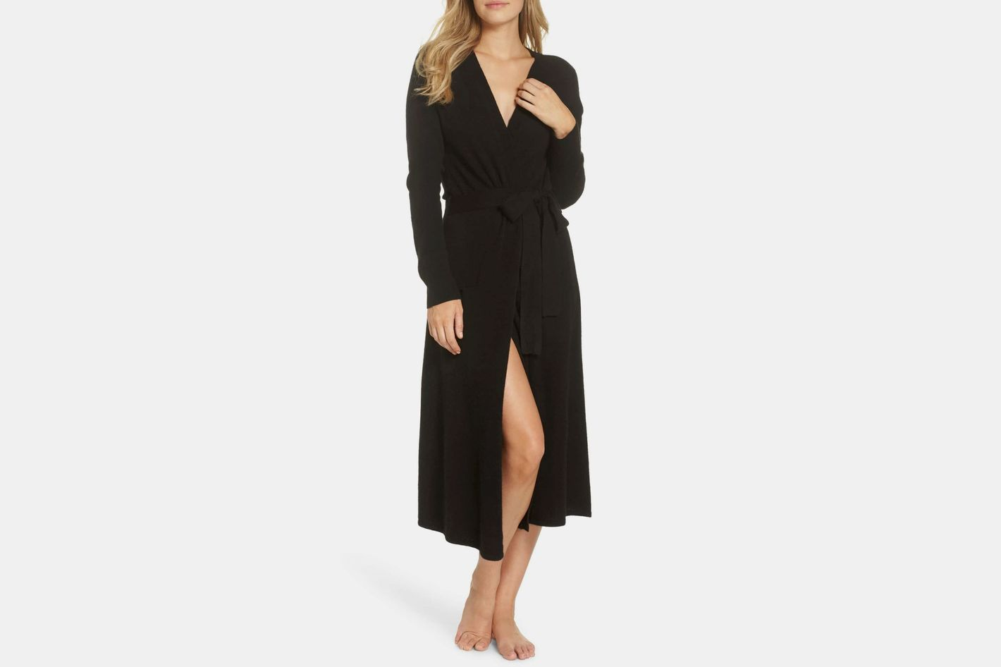 The Best Cashmere Robe for Women 4c7a36a70