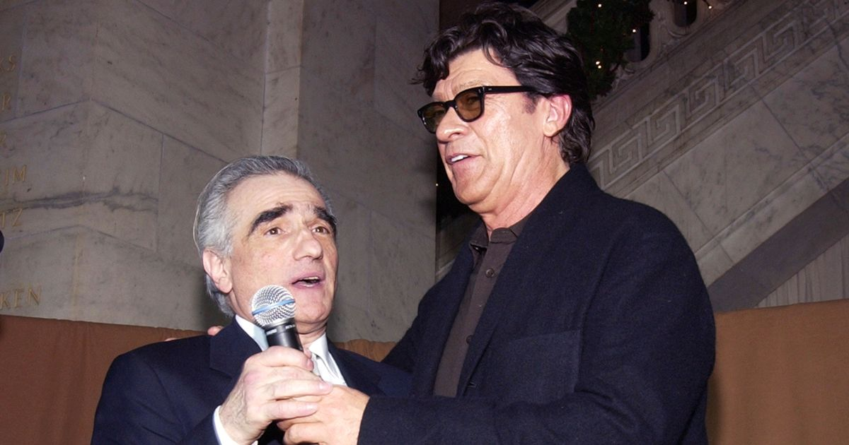 How Martin Scorsese, Robbie Robertson Decide on Needle Drops
