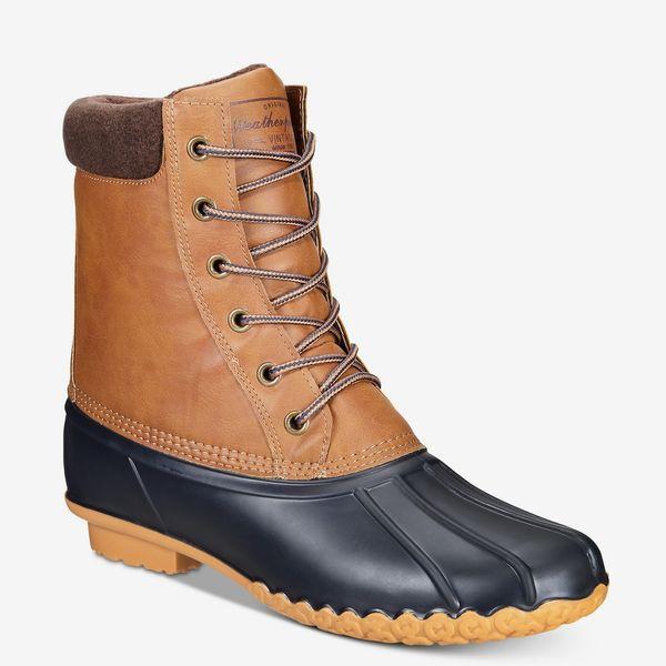 Weatherproof Vintage Men's Adam Duck Boots