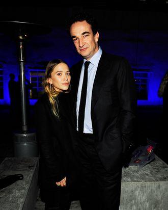 Olsen and Sarkozy.