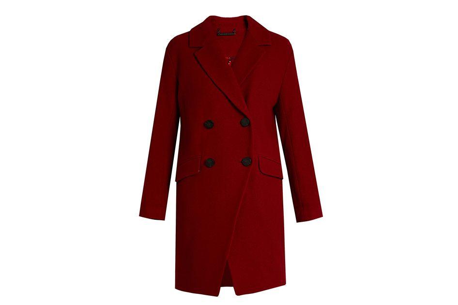 Diane von Furstenberg Finola coat