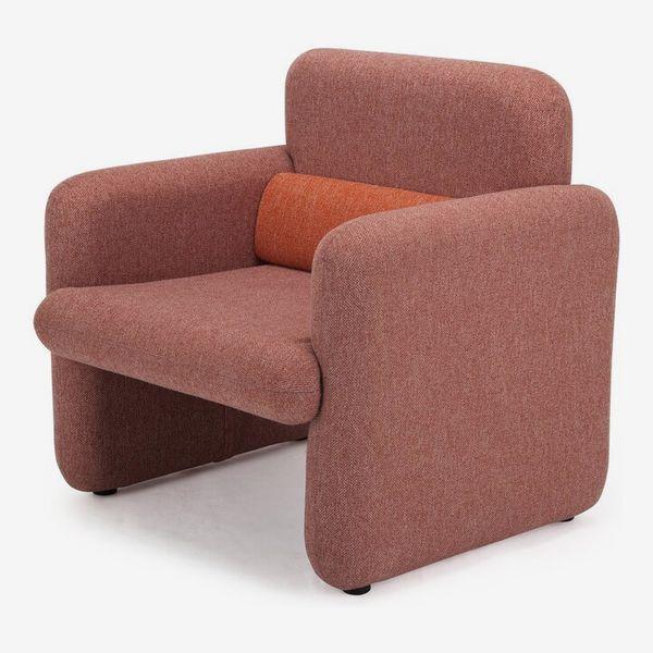 Howie Wide Armchair