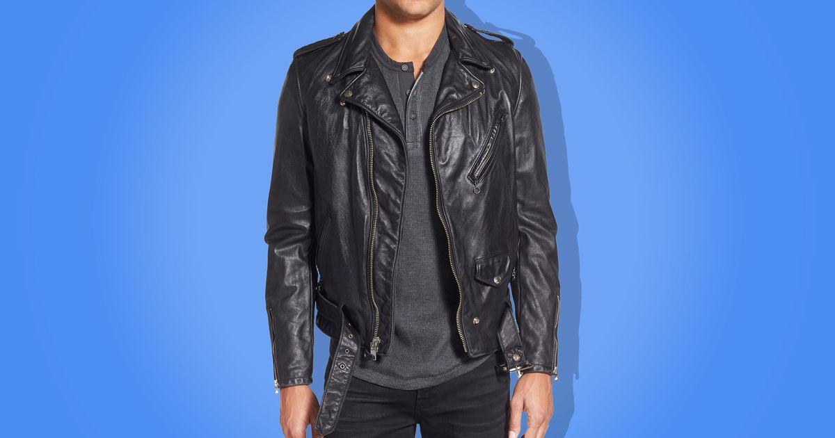 d8490651b7c7 7 Best Leather Jackets for Men